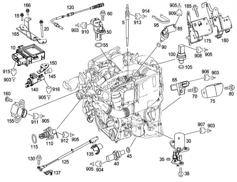 Dodge Stratus 2 7l Engine Diagram moreover Temp Sensor Location 2000 Audi A4 also Volvo Penta Explodedview 7749307 44 10670 furthermore Chevrolet Cruze Coolant Temperature Sensor Location as well Infiniti G20 Pcv Valve Location. on chrysler engine cooling diagram